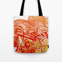 efflorescent #24.1 Tote Bag