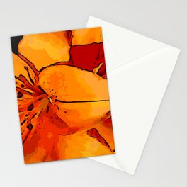 Painted Lily Stationery Cards