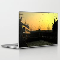 istanbul Laptop & iPad Skins featuring Istanbul by habish