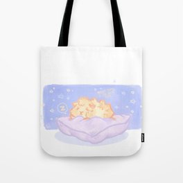 Night time with the Abbie Tote Bag
