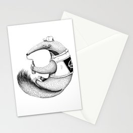 ant-eater Stationery Cards
