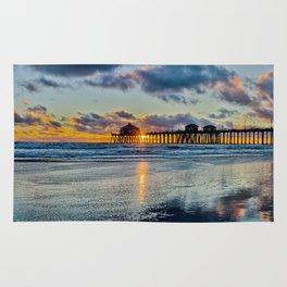 Surf City Sunset  11/15/15   Rug