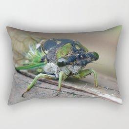 Cicada Rectangular Pillow