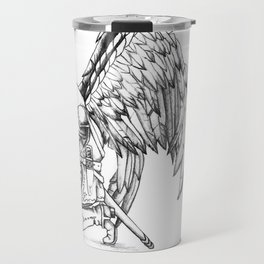 ArchAngel Warrior Travel Mug