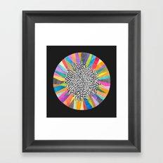Vórtice Framed Art Print