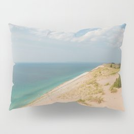 Summer at the Dunes Pillow Sham
