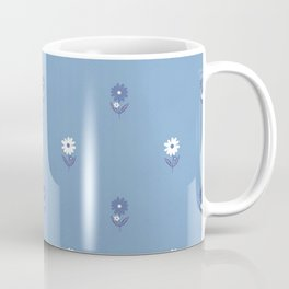 Cute Vintage Floral Pattern Coffee Mug