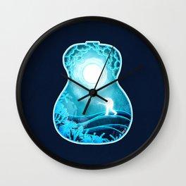 Dream Chords Wall Clock