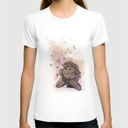 Asexuality - I Am Not Broken T-shirt