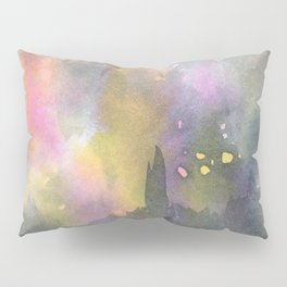 Paris in the Rain Pillow Sham