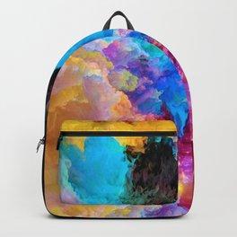 bright in dark Backpack