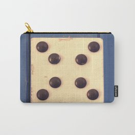 dice door number Carry-All Pouch