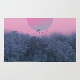 Landscape & gradients IV Rug