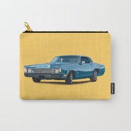 Vintage car solid colour Carry-All Pouch