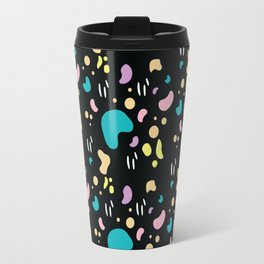 Black Jellybean Travel Mug