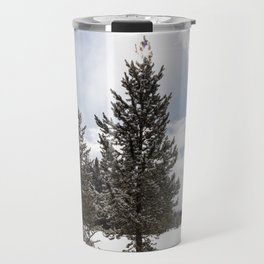 Gardners Hole, Yellowstone National Park Travel Mug