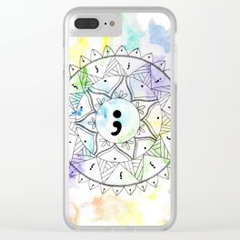 My Story Isn't Over Yet Clear iPhone Case