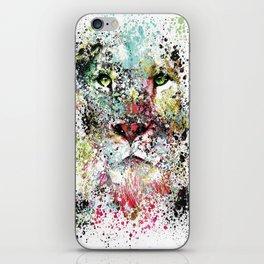 THE KING III iPhone Skin