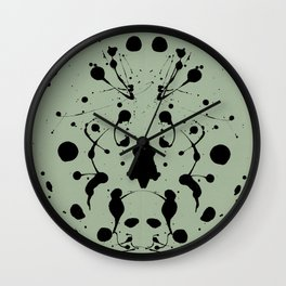 Calm down! Wall Clock