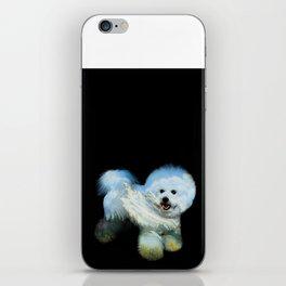 Dog Ross iPhone Skin