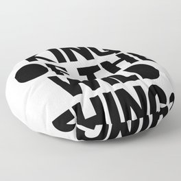 KING OF THE WILD THINGS Floor Pillow
