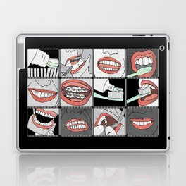 Dentistry horizontal Laptop & iPad Skin