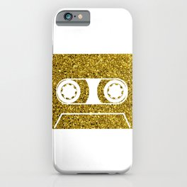 Abstract Retro Vintage Cassette iPhone Case