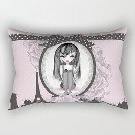 éMo Romantik Gothik 'Paris' Rectangular Pillow