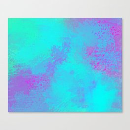 Why not Pink Canvas Print
