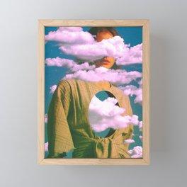 Going Through Framed Mini Art Print