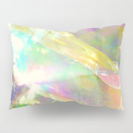 A Twist Of Abstract Bubbles  Pillow Sham