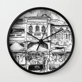 Old Town Phuket Wall Clock