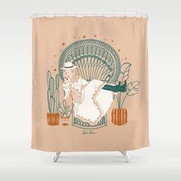 Texas Bohemia Shower Curtain