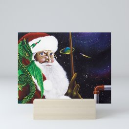 Once Upon a Christmas Mini Art Print