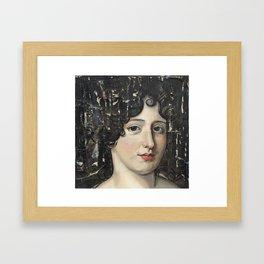 Brookside Framed Art Print