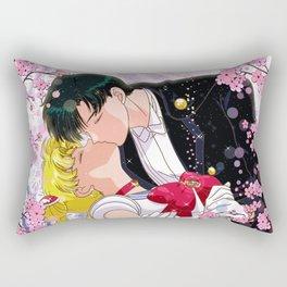 Eternal Kiss Rectangular Pillow
