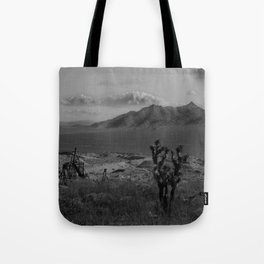 Joshua Tree Death Valley Tote Bag