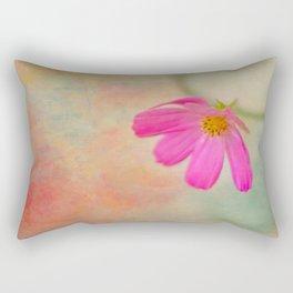 Paint Me in Vibrant Colors Rectangular Pillow