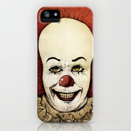 It - Pennywise (Color Version) iPhone Case
