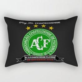 Pray for chapecoense Rectangular Pillow