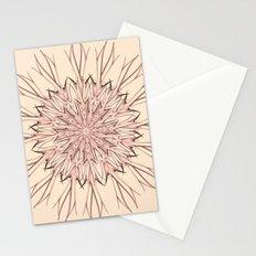 Mandala pastel  Stationery Cards