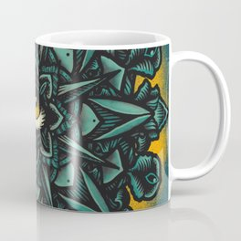 Mandala Eye - Color Variant 1 Coffee Mug