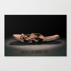 shoe 4 Canvas Print