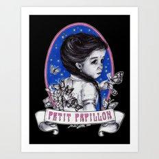 Ma Petite Art Print