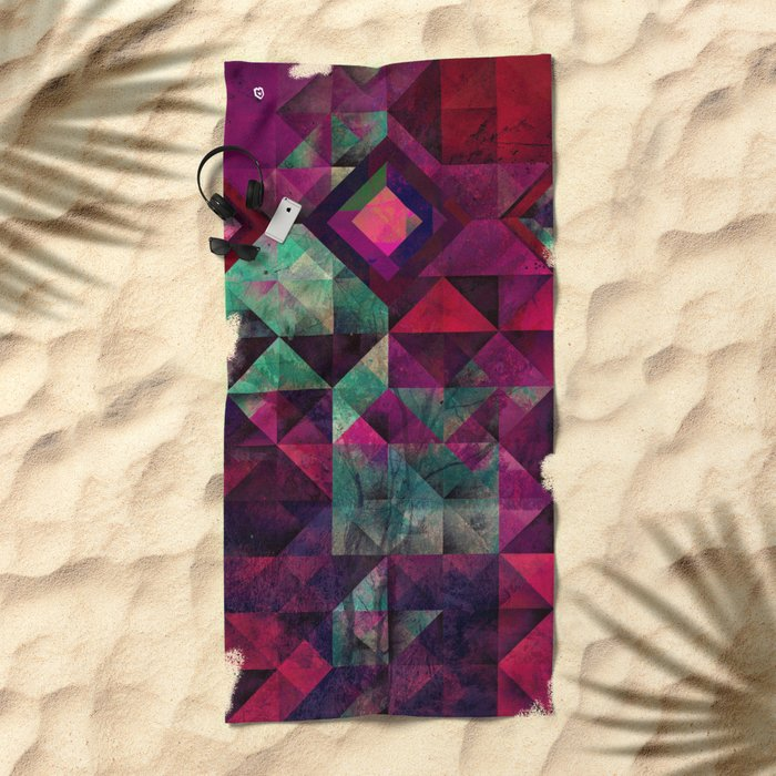 brymbll Beach Towel