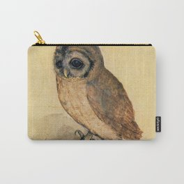Albrecht Durer The Little Owl Carry-All Pouch