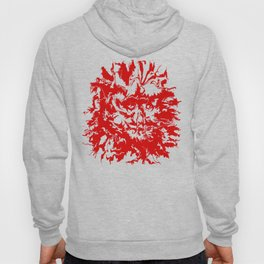 face11 red Hoody