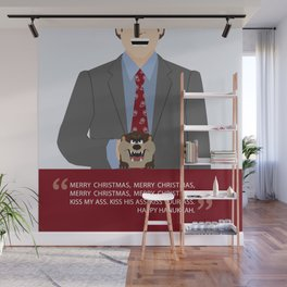 Clark Griswold Wall Mural