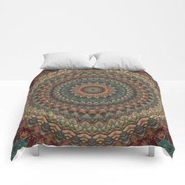 Mandala 589 Comforters