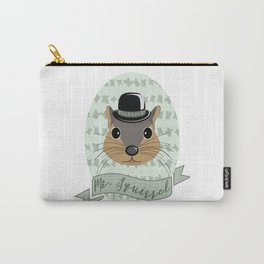 Mr. Squirrel Carry-All Pouch
